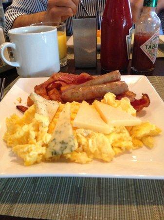 DoubleTree Resort by Hilton Hollywood Beach: El desayuno muy bueno, solo el primer día