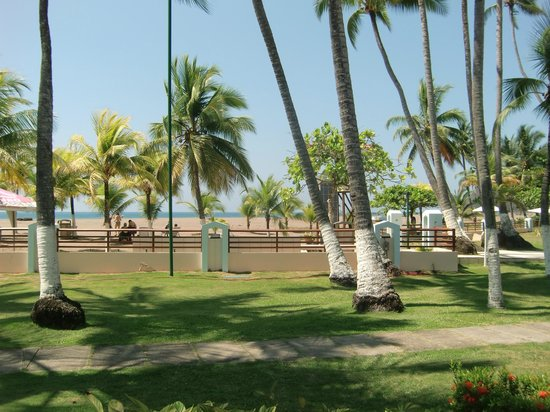 Best Western Jaco Beach All Inclusive Resort:                   Gartenanlage
