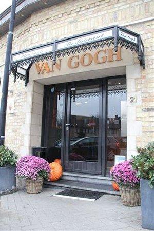 Vlezenbeek, Belgia:                   mooie en lekere zaak