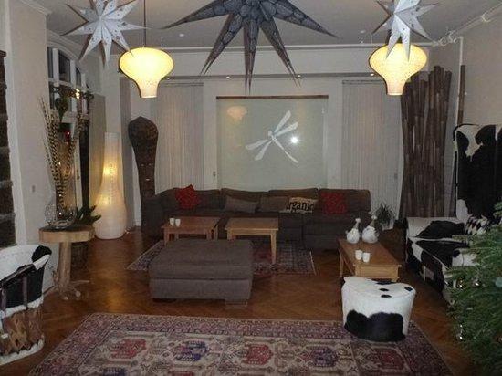 Bertrams Guldsmeden - Copenhagen:                   Lounge Area