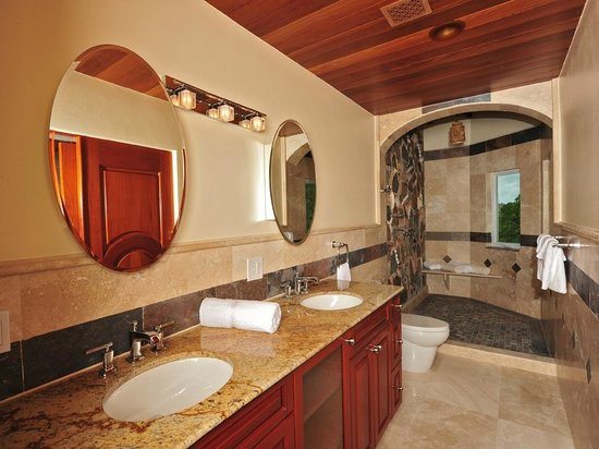 Sea Shore Allure: Two & Three Bedroom Guest Bathroom