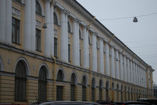 Architect Rossi Street (Ulitsa Zodchego Rossi)