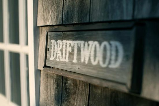 Menemsha Inn and Cottages:                   Our cottage, the Driftwood
