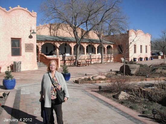 Ojo Caliente Mineral Springs Resort and Spa :                   Ojo Caliente Hot Springs Hotel & Restaurant