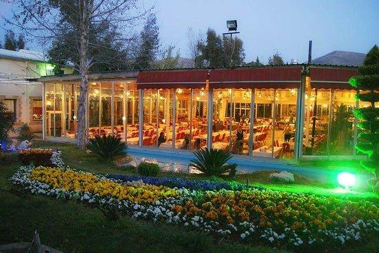 Anjar, Líbano: Shams Garden