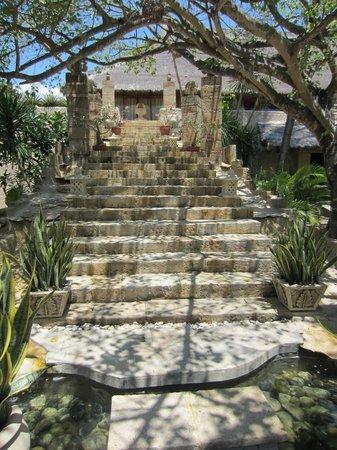 Novotel Lombok:                   spa