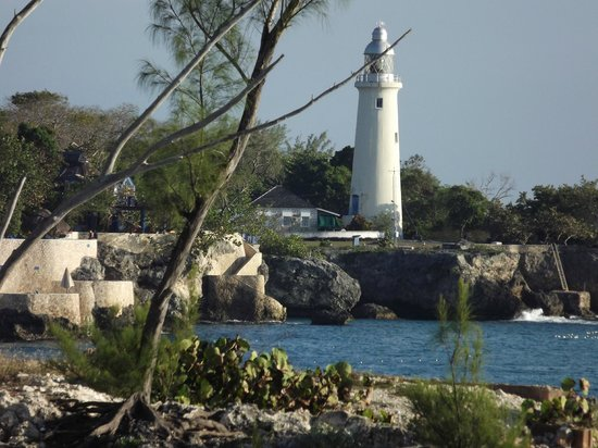 SuperClubs Rooms on the Beach Negril: Lighthouse