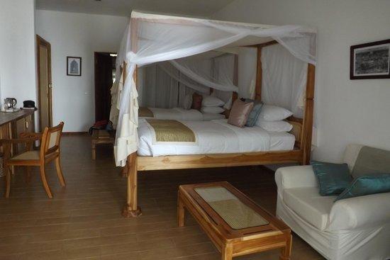 Ocean Village Club:                   la chambre