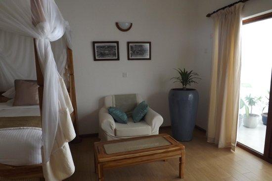 Ocean Village Club:                   le coin salon de la chambre