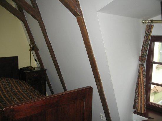 Hotel Waldstein:                                     Room 31