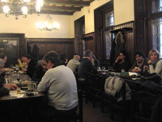 Hotel Waldstein:                                     Prague bar