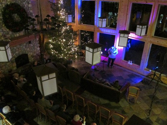 Salmon Rapids Lodge: Gifts of Music