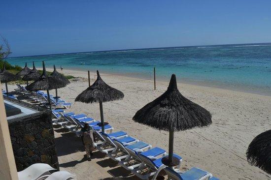 Veraclub Le Grande Sable:                   beach