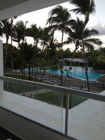 Hotel Riu Naiboa: vista dalla camera