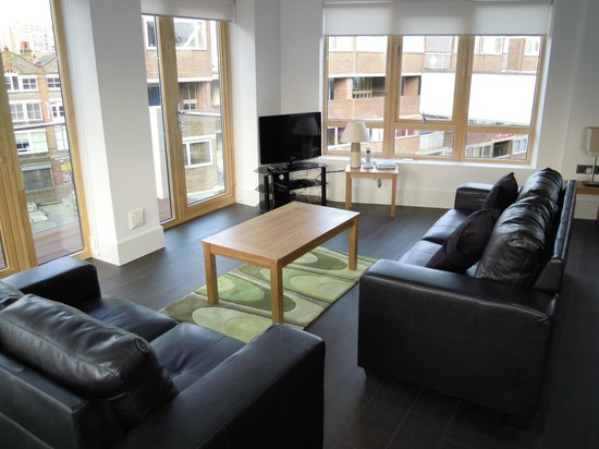 Dreamhouse City of London : 3 Bedroom Penthouse