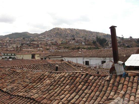 Tierra Viva Cusco Plaza:                   Vista do hotel