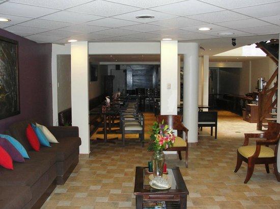 Hotel La Cabana Machu Picchu:                   recepção