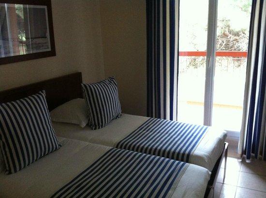 Mimozas Resort & SPA:                   deuxieme chambre