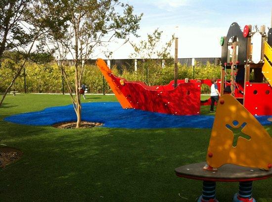 Mimozas Resort & SPA :                   jardin d'enfants
