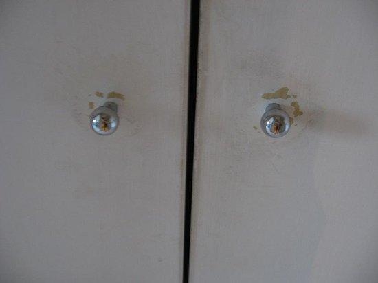 Grand Hotel Aminta: stanza da ristrutturare... stanza 104