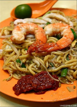 CT Singapore Fry Kokkien Mee