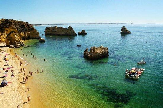 Carvi Beach Hotel Lagos Portugal