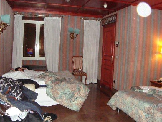 Hotel Madison: Camera