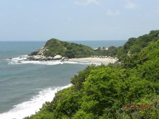 Decameron Galeon: Vista Parque Tairona