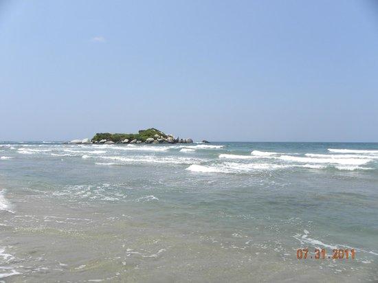 Decameron Galeon: Parque Tairona playas