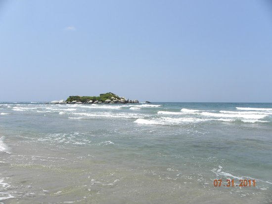 Decameron Galeón: Parque Tairona playas