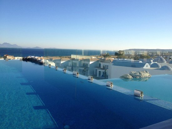 Mitsis Blue Domes Resort & Spa:                   magic!
