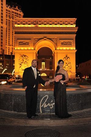 Paris Las Vegas Picture Of Paris Las Vegas Wedding Chapel Las Vegas Tripadvisor