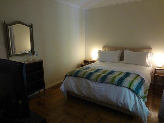 L'Hotel Palermo:                   Chambre