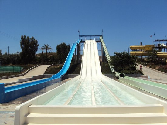 Lido Waterpark:                   kicken!