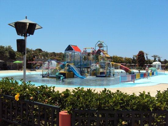 Lido Waterpark:                   voor de kleintjes