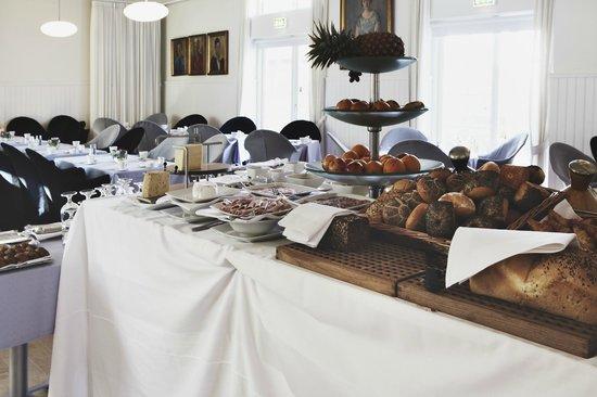 Morgenbuffet på Ruths Hotel