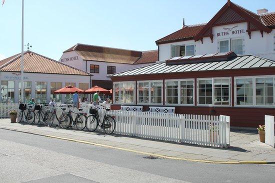 Ruths Hotel: Ruths Brasserie