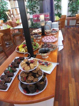 Radisson Blu Royal Garden Hotel, Trondheim: Desserts