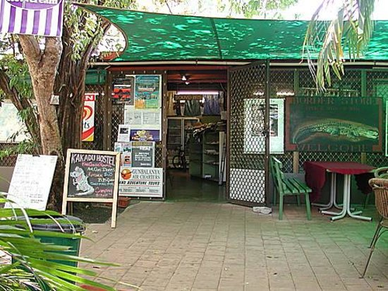 Border Store in Kakadu: Old Photo