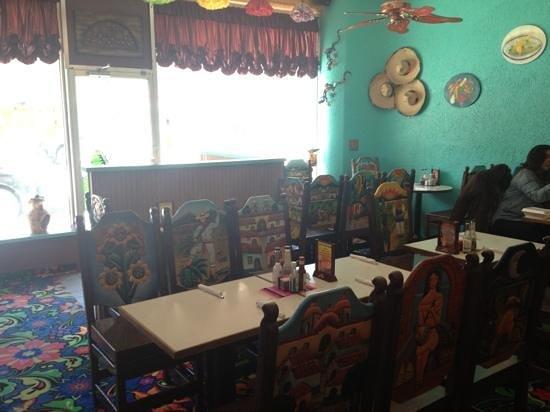 Banditos:                   Dining room