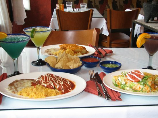 Agave Mexican Bistro Dos : Special Function Margaritas and Entrees