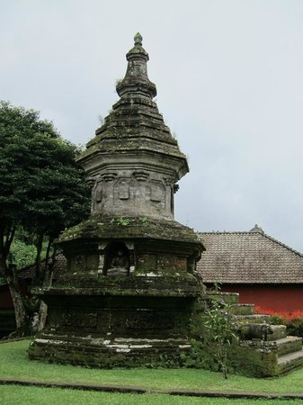Ulun Danu Temple:                   Buddhist temple