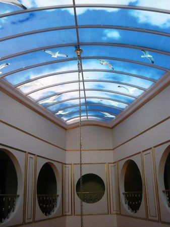 Best Western Antea Palace Hotel & Spa:                                                       plafond
