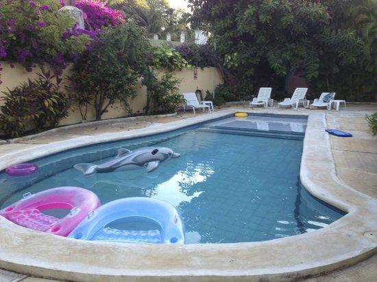 Village Tan Kah :                                                       The pool