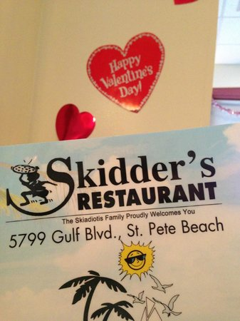 Skidder's Restaurant :                   Time travel to the 70's!