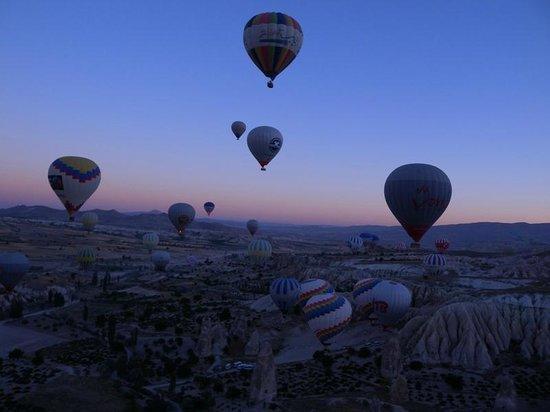 Atmosfer Balloons:                   Sunrise                 