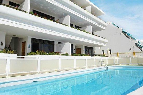 Apartamentos Gelimar: Swimmingpool