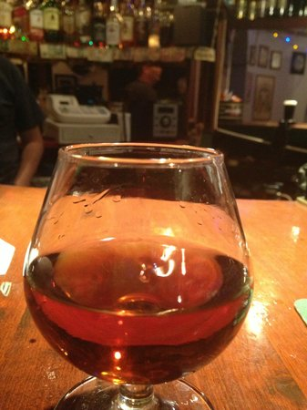 Finnegans Bar:                   parting glass Finnegins