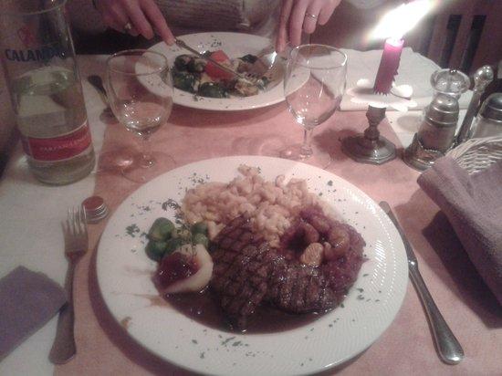 Hotel Ratia:                   I nostri piatti