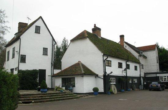 Sheene Mill: exterior